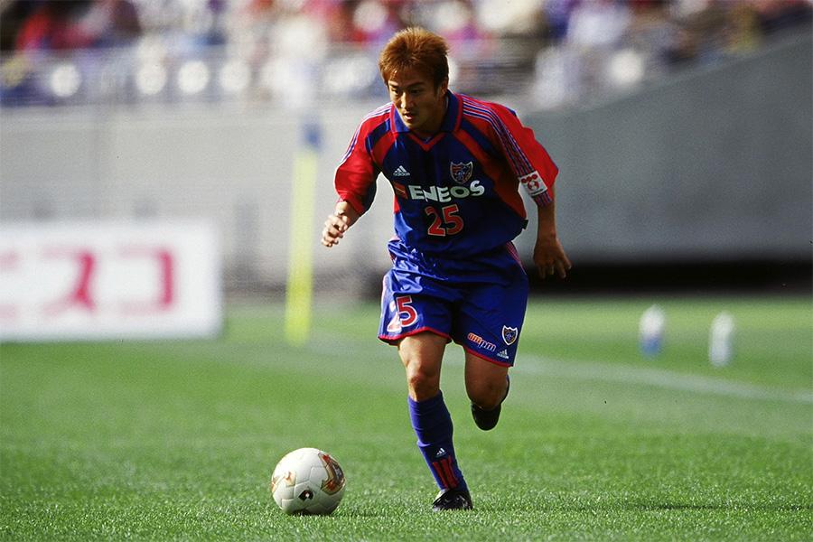 FC東京時代の星大輔【写真:Getty Images】