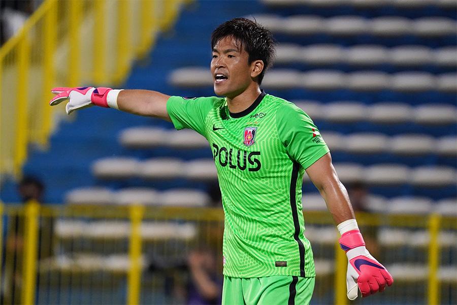 浦和レッズでプレーするGK西川周作【写真:Getty Images】