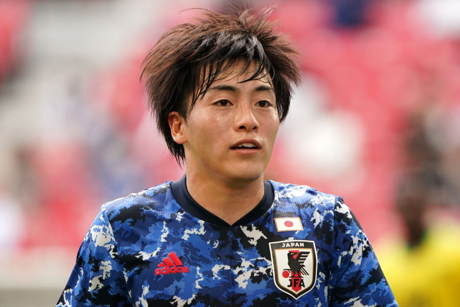 U-24日本代表MF相馬勇紀【写真:Getty Images】