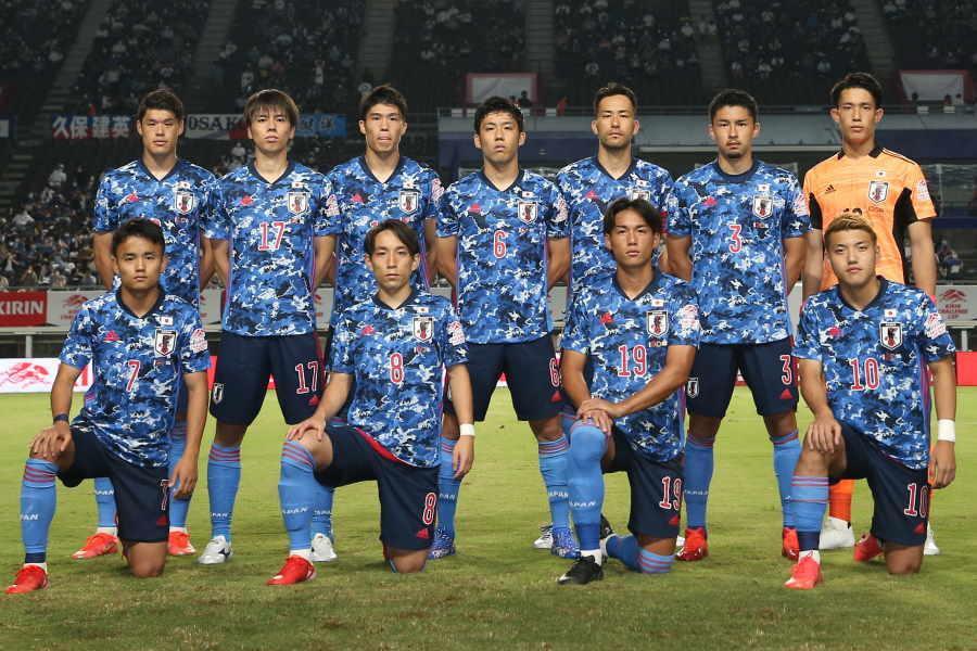 U-24日本代表のスタメンが発表された【写真:©JFA】