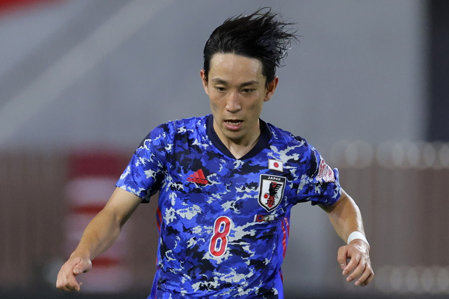 日本代表MF三好康児【写真:Getty Images】