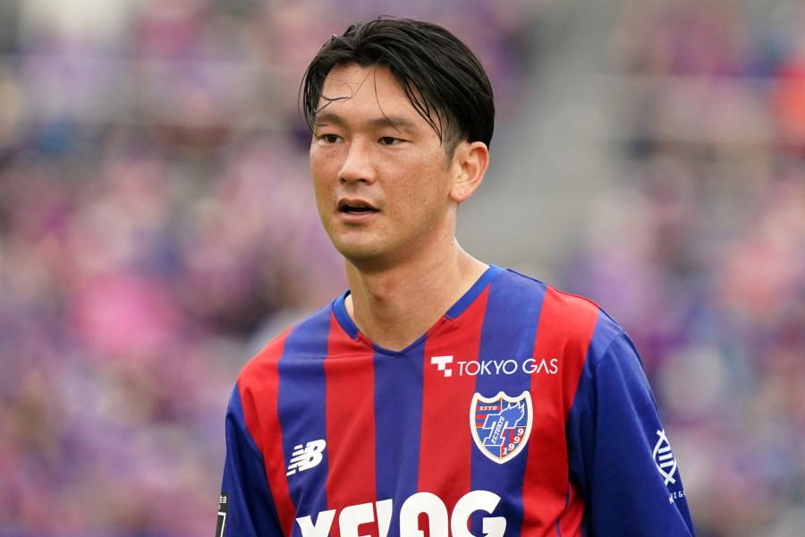 FC東京の元日本代表MF髙萩洋次郎【写真:Getty Images】
