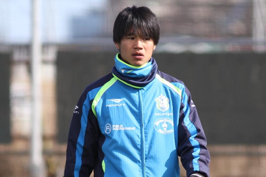 湘南ベルマーレMF山田直輝(写真は2017年当時のもの)【写真:Football ZONE web】