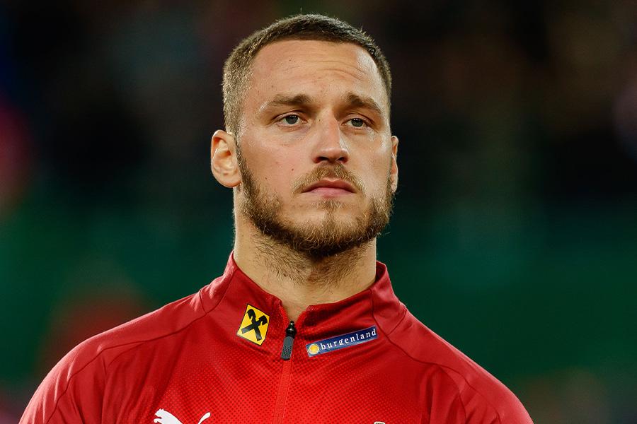 オーストリア代表FWマルコ・アルナウトビッチ【写真:Getty Images】