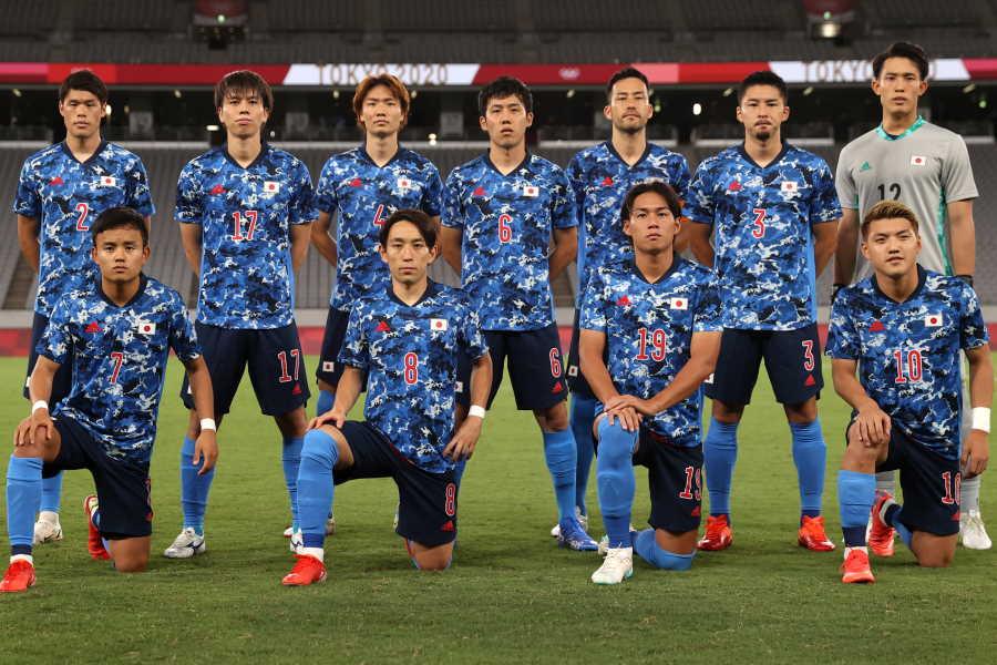 南アフリカに1-0と勝利したU-24日本代表【写真:Getty Images】