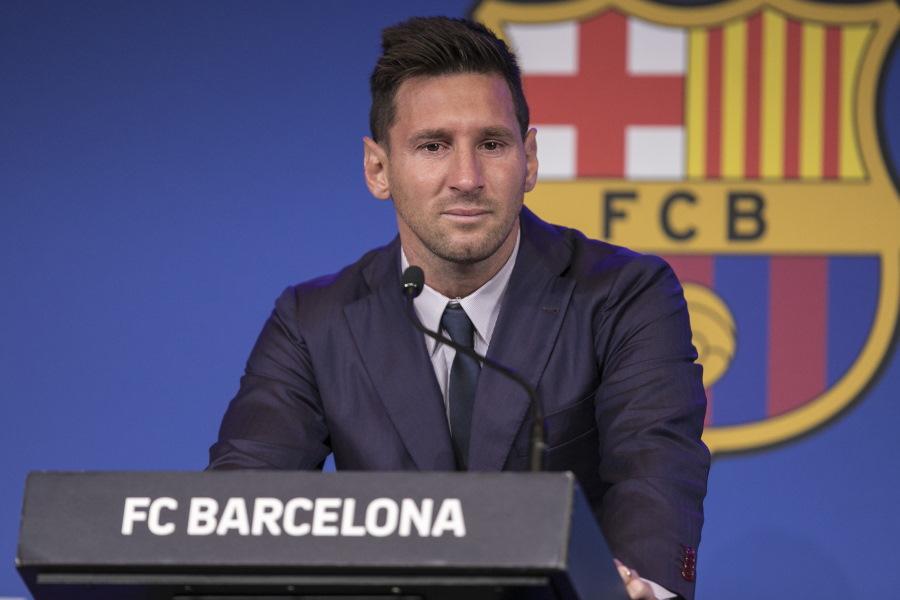 バルセロナを退団したアルゼンチン代表FWリオネル・メッシ【写真:Getty Images】