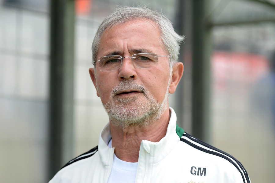 ゲルト・ミュラー氏が75歳で死去【写真:Getty Images】