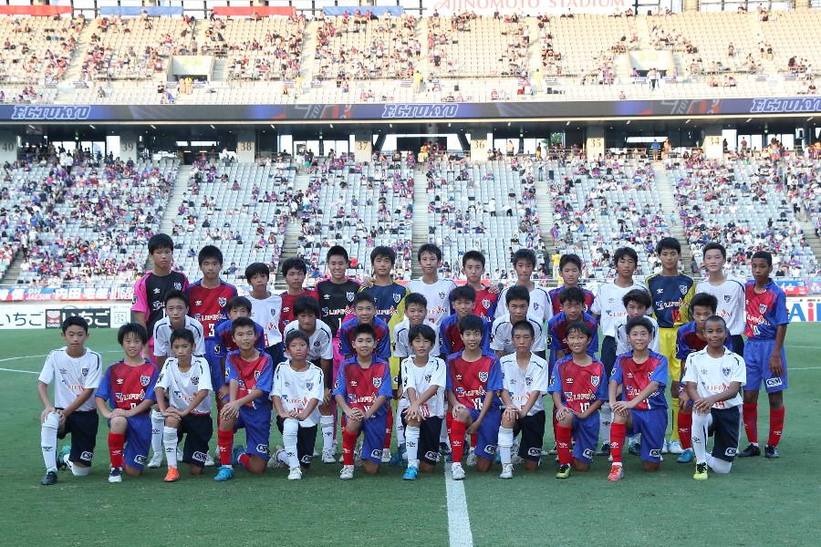 FC東京がU-15むさし、深川&U-18のセレクションを開催【写真提供:FC東京】
