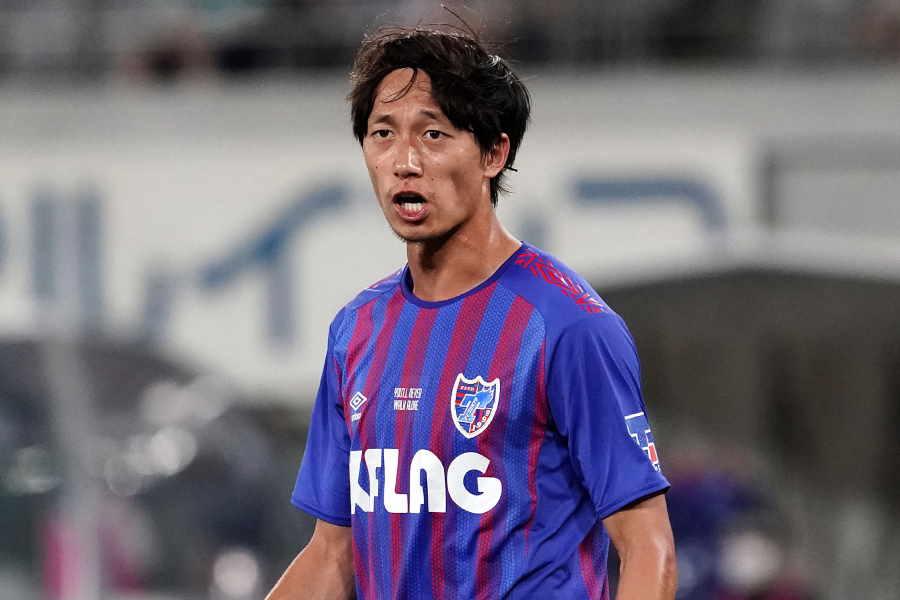 FC東京からハノーファーに移籍したDF室屋成【写真:Getty Images】