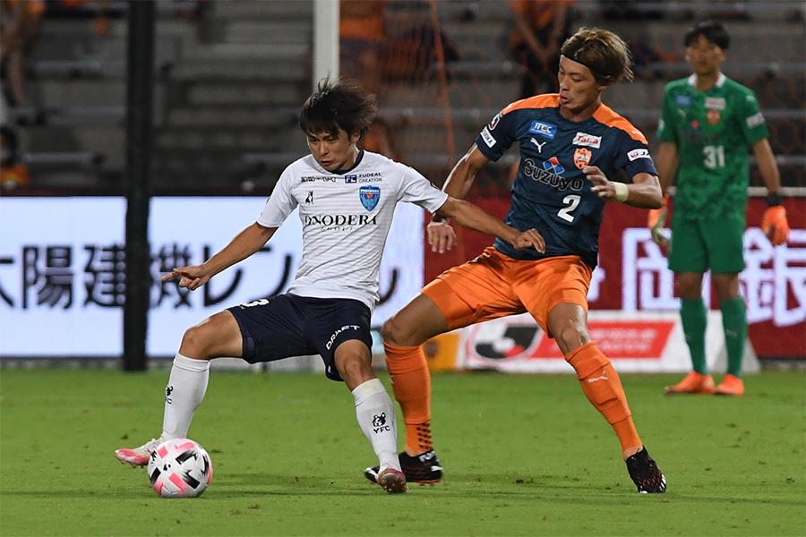 清水エスパルスは横浜FC戦でも3失点を喫して勝ち点を伸ばせず【写真:Getty Images】