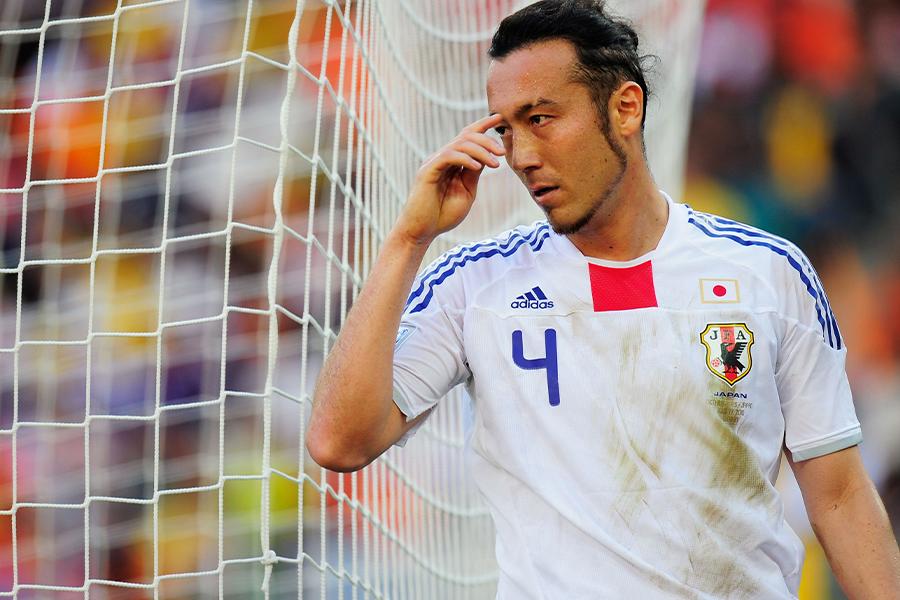 闘莉王氏が日本代表として対戦した元オランダ代表FWファン・ペルシーに脱帽【写真:Getty Images】