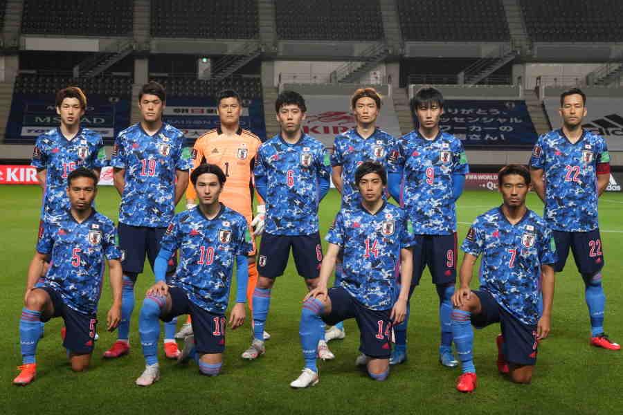日本代表の招集メンバーが発表【写真:©JFA】