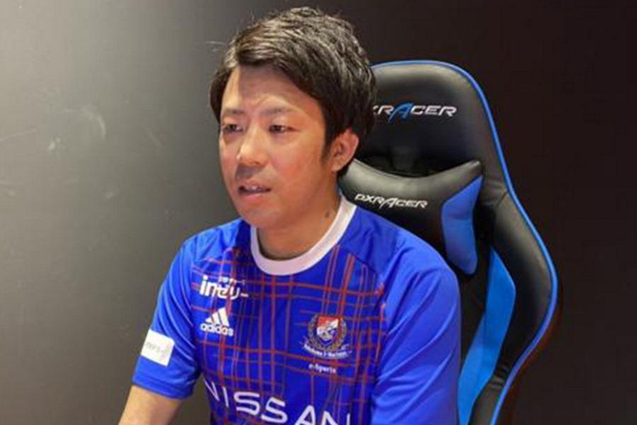 横浜F・マリノスeスポーツから「ウイイレ」大会とイベントに出場・出演するKaraage【写真:本人提供】