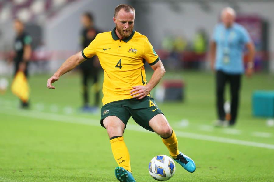 オーストラリア代表がDFグラントの先制弾で2連勝【写真:Getty Images】