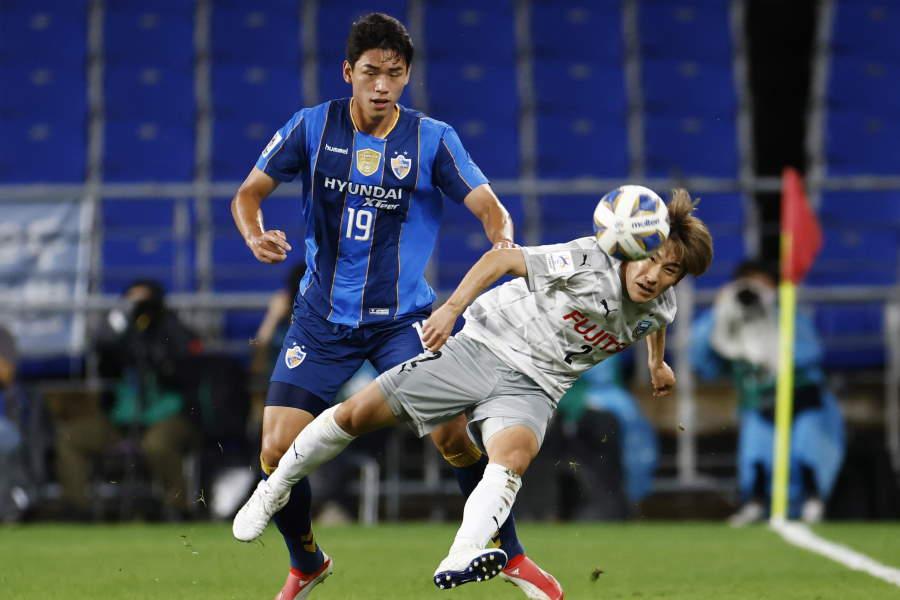 川崎は0-0からのPK戦で2-3の敗退【写真:ⓒAFC】