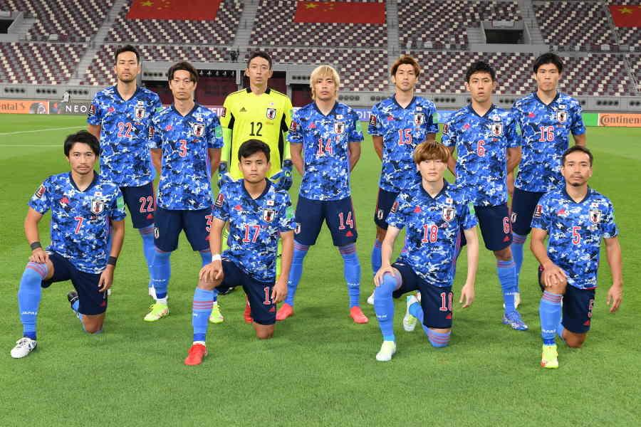 日本代表の選手選考に闘莉王氏が言及【写真:©JFA】
