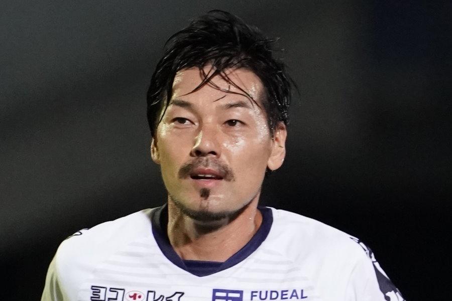 Y.S.C.C.横浜とプロ契約を結び、フットサル選手に転身した松井大輔【写真:Getty Images】