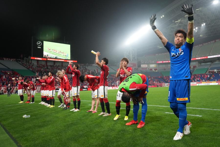 浦和はC大阪を2-0で下しリーグ6戦無敗に【写真:Getty Images】