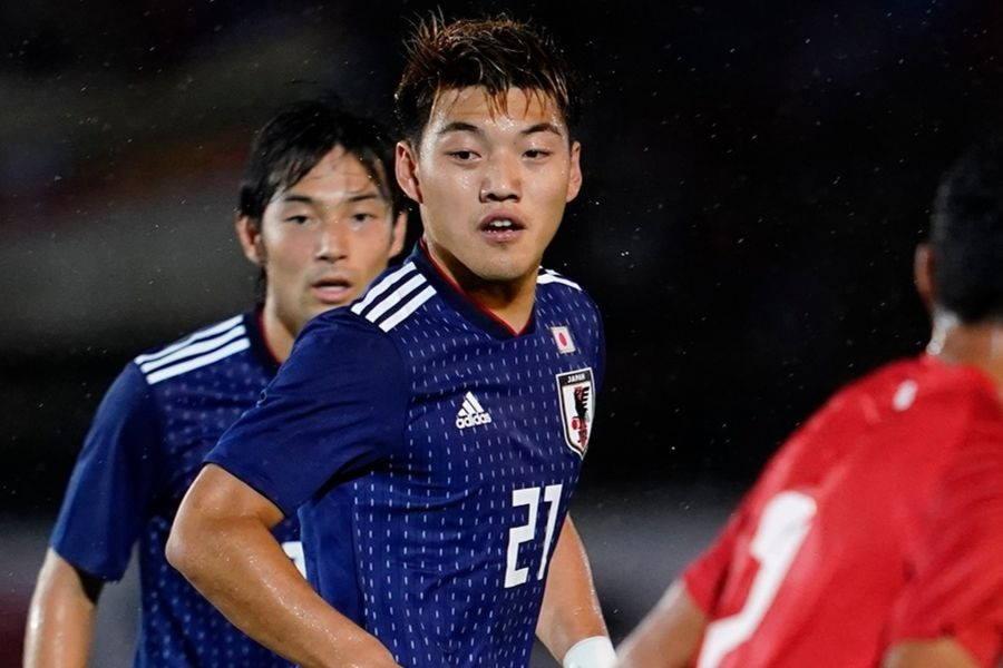 リーグでの期待値も高まっている日本代表MF堂安律【写真:Yukihito Taguchi】