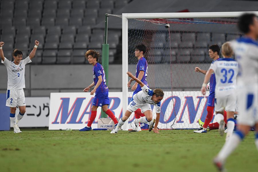 FC東京はホームで大分に敗れ、首位との差が広がった【写真:Getty Images】