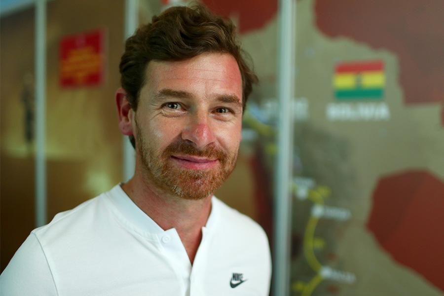 アンドレ・ビラス=ボアス氏がサウジアラビアで監督就任か【写真:Getty Images】