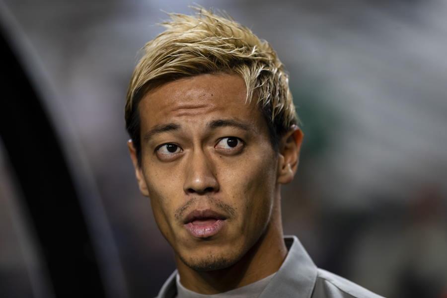 スドゥバでプレーする元日本代表MF本田圭佑【写真:Getty Images】