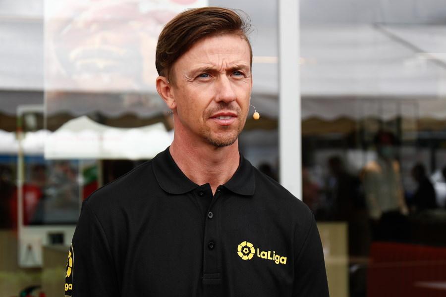 レアル・マドリードで活躍した元スペイン代表MFグティ氏【写真:Getty Images】