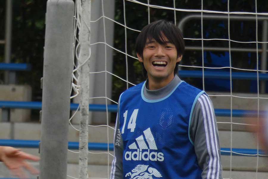 日本代表MF中島翔哉のゴールに期待がかかる【写真:Football ZONE web】