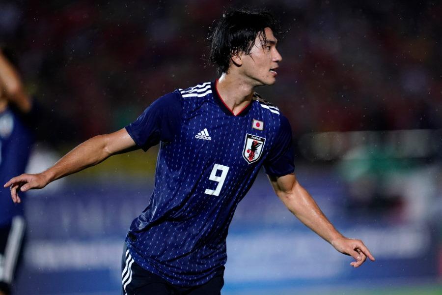 南野の活躍もあり、日本代表は3-0完勝【写真:Yukihito Taguchi】