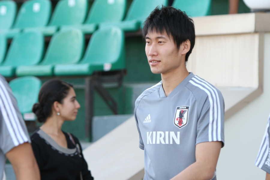 鎌田大地はミスに対する考え方の変化を語った【写真:Football ZONE web】