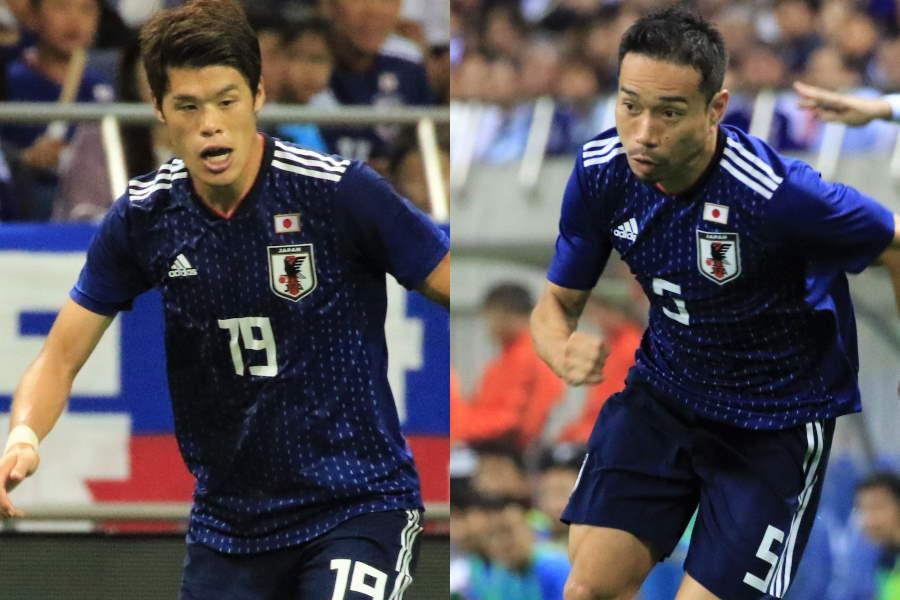 日本代表のストロングポイントの両サイドバック【写真:Noriko NAGANO】