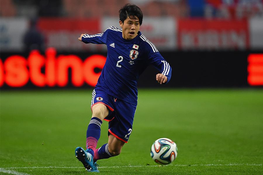 かつて日本代表で活躍をしたDF内田篤人【写真:Getty Images】