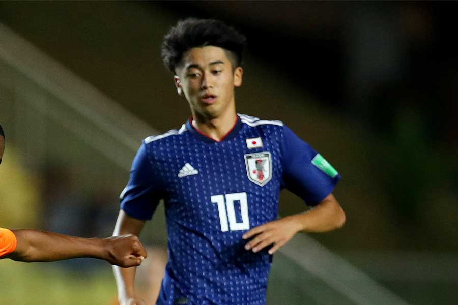 U-17日本代表が決勝トーナメント進出【写真:Getty Images】