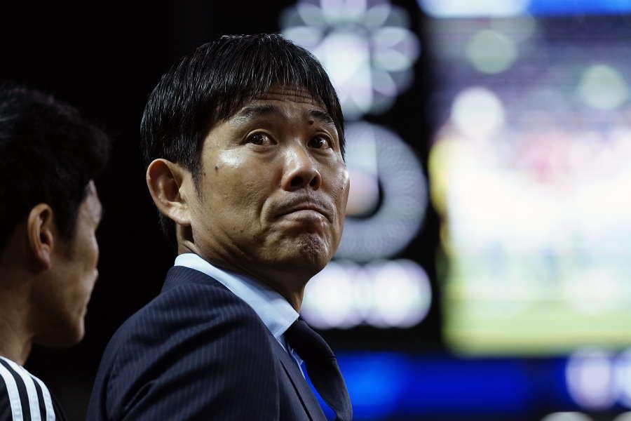 日本代表の森保一監督【写真:Yukihito Taguchi】