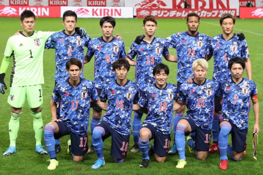 日本代表の試合が延期になるかもしれない【写真:高橋学】