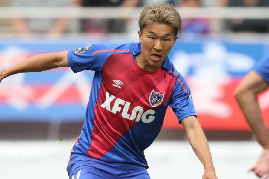 FC東京は優勝へ厳しい状況となった【写真:高橋学】