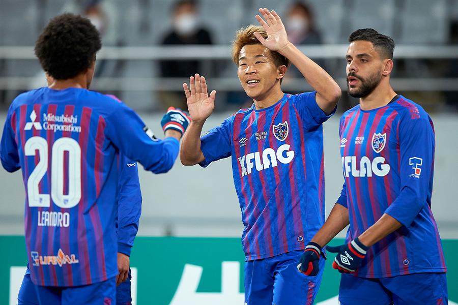 再開されるアジア・チャンピオンズリーグに挑むFC東京【写真:Getty Images】