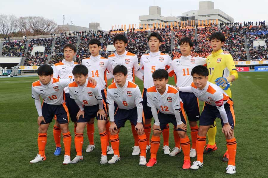 国学院久我山がPK戦を制した【写真:Football ZONE web】