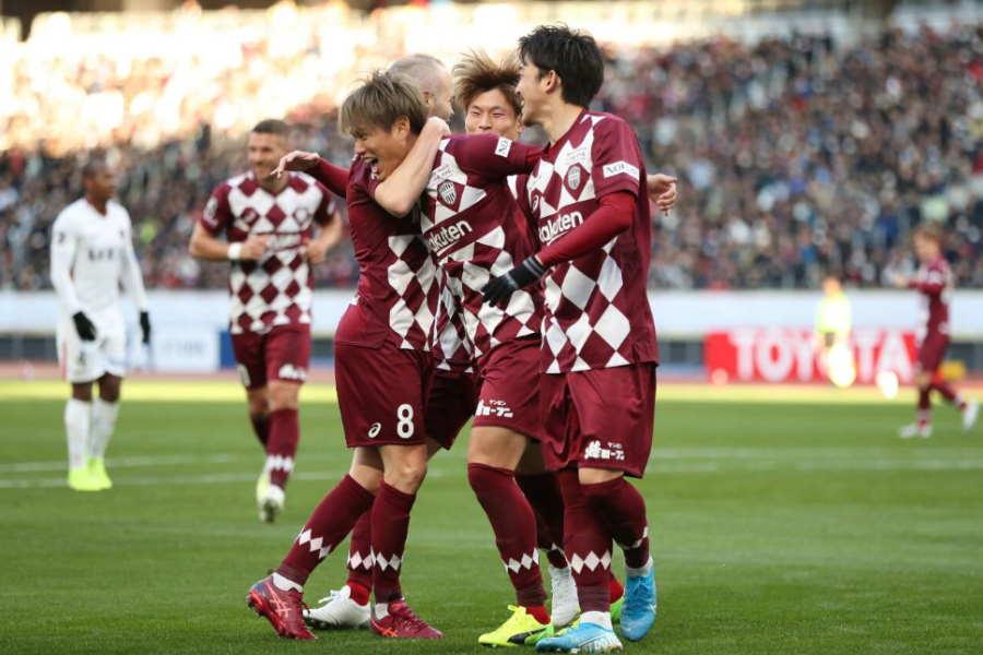 神戸はFW藤本の2得点に絡む活躍で天皇杯を制覇【写真:高橋学】