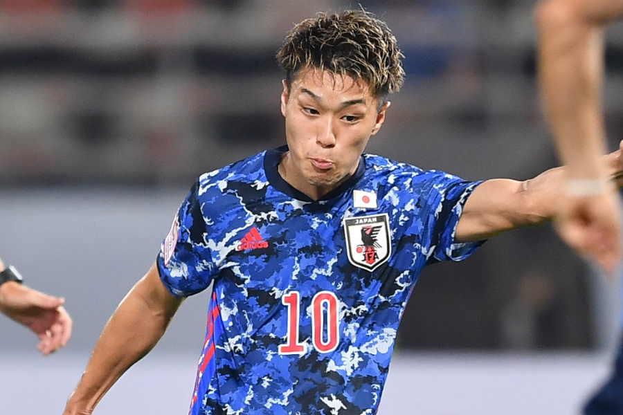 U-23日本代表MF食野亮太郎【写真:Getty Images】