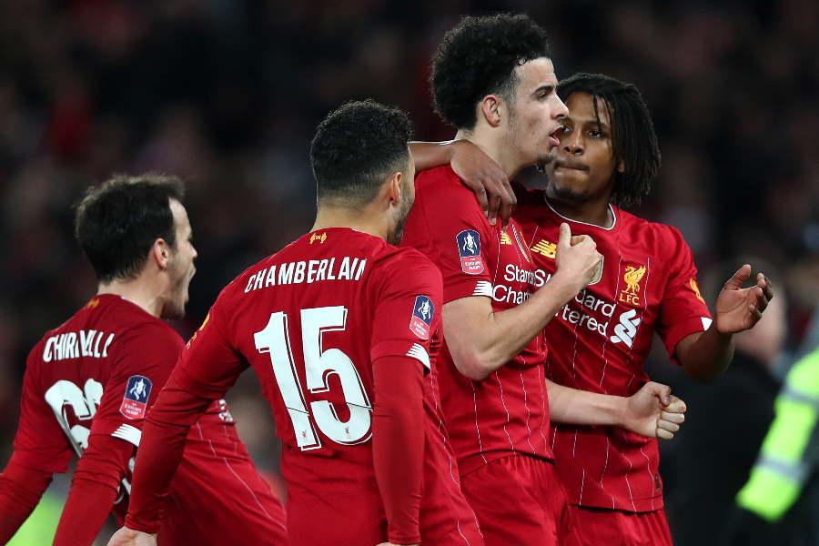 FA杯ではカーティス・ジョーンズ含め、控え選手が主に出場【写真:Getty Images】