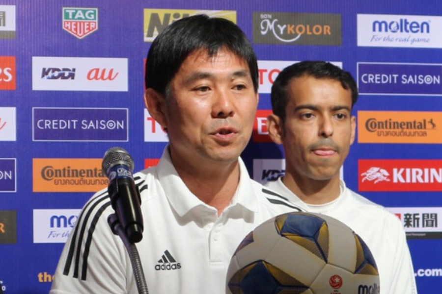 U-23日本代表の森保一監督【写真:Football ZONE web】