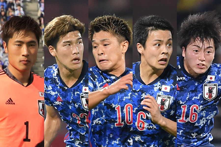 U-23アジア選手権出場選手のパフォーマンスを評価【写真:Getty Images&Noriko NAGANO】