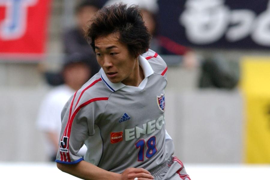 現役時代、FC東京で長年活躍した元日本代表MF石川直宏氏【写真:Getty Images】