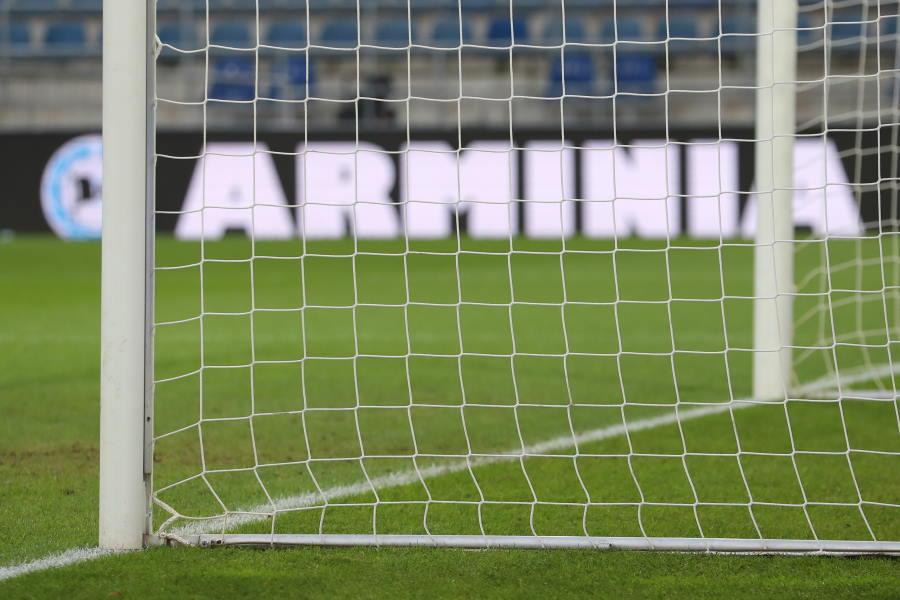 アルゼンチン人DFがピッチ脇の広告看板裏に転落(※写真はイメージです)【写真:Getty Images】