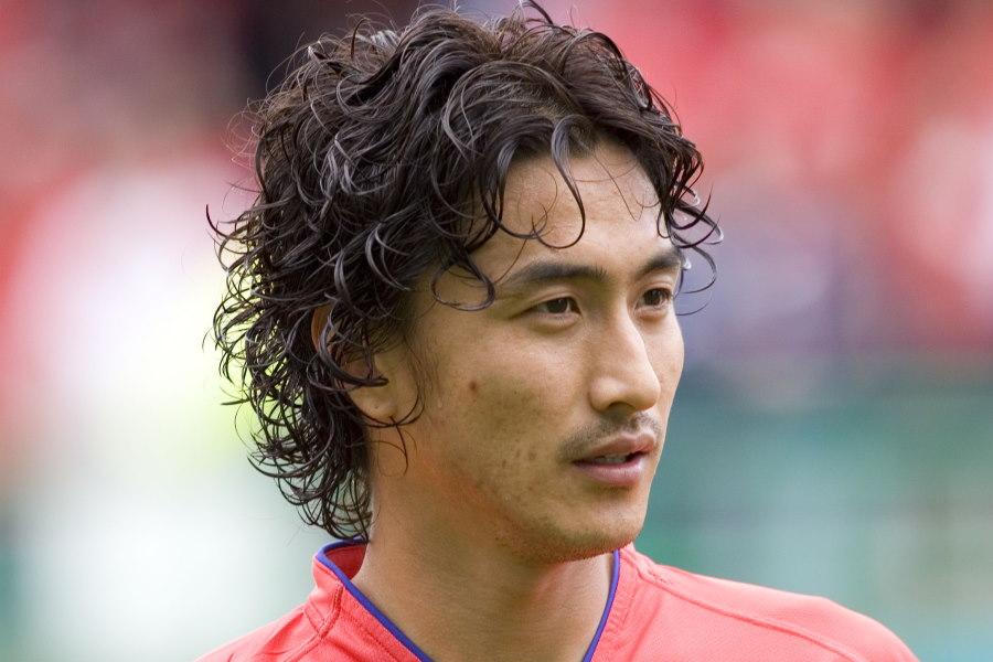 Jリーグでも活躍した元韓国代表FWアン・ジョンファン氏【写真:Getty Images】