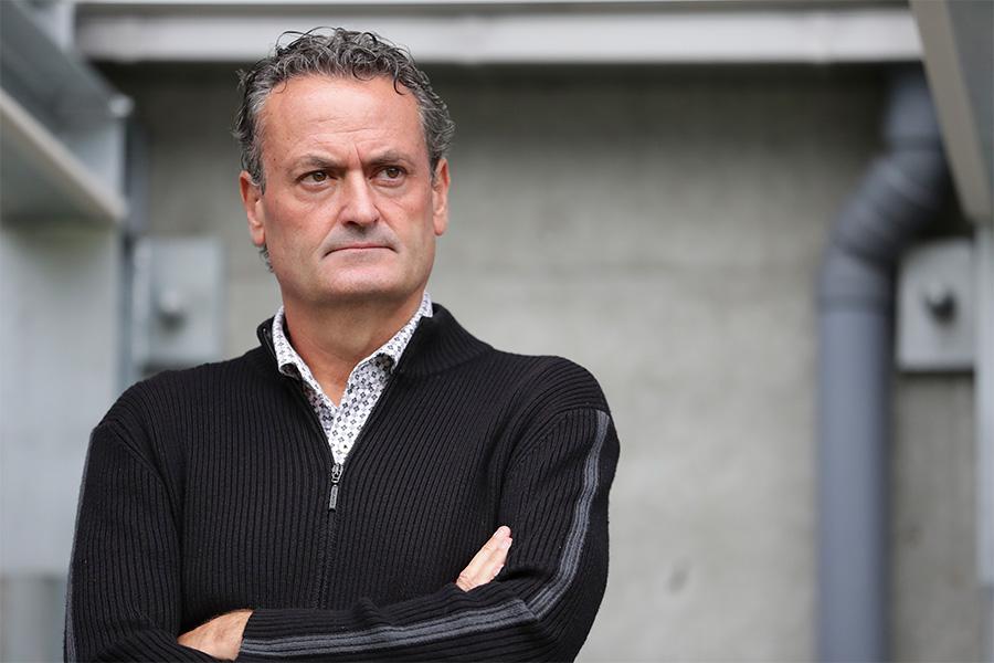 来日2シーズン目を迎えるアルビレックス新潟のアルベルト監督【写真:Getty Images】