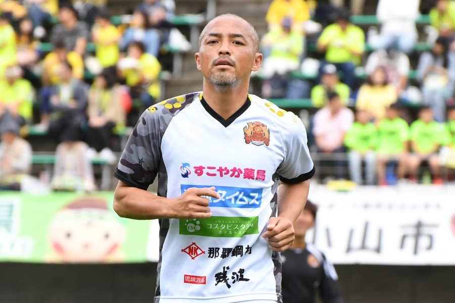 元日本代表MF小野伸二がインスタグラムを更新【写真:Getty Images】