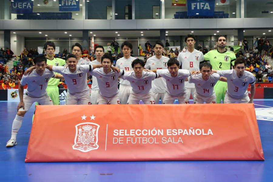 フットサル日本代表がメンバーを発表【写真:河合拓/Futsal X】