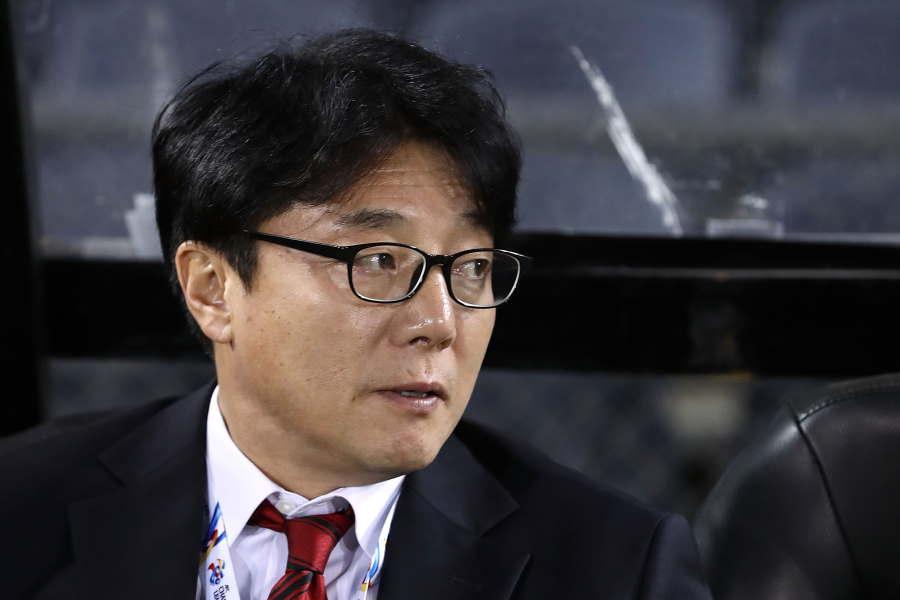 元韓国代表で、韓国2部大田ハナシチズンの監督に就任したファン・ソンホン氏【写真:Getty Images】